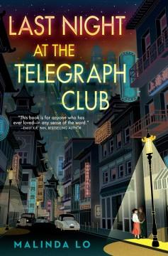 Book Cover: 'Last night at the Telegraph Club'