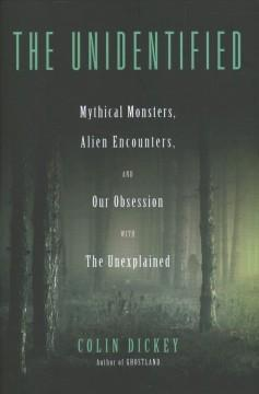 Book Cover: 'The unidentified'