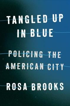 Book Cover: 'Tangled up in blue'