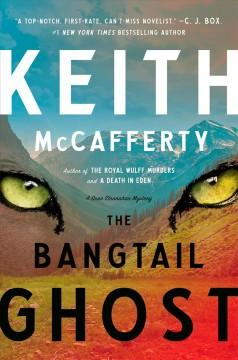 Book Cover: 'The bangtail ghost'