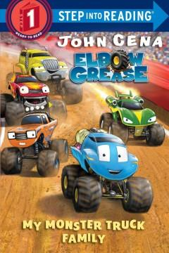Book Cover: 'My monster truck family'