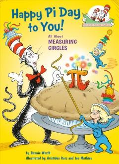 Book Cover: 'Happy Pi day to you'
