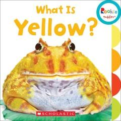 WHAT IS YELLOW