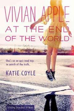 Cover: 'Vivian Apple at the End of the World'
