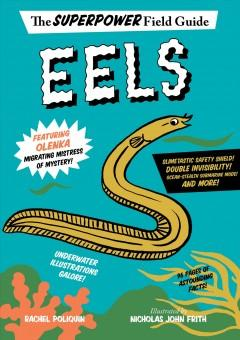 Book Cover: 'Eels'