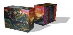 'Harry Potter Series'  by  J.K. Rowling