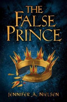 Cover: 'The False Prince'