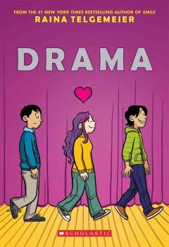 'Drama' by Raina Telgemeier