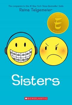 'Sisters' by Raina Telgemeier