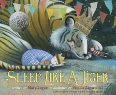 'Sleep Like a Tiger' by Mary Logue