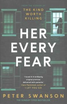 'Her Every Fear' by Peter Swanson