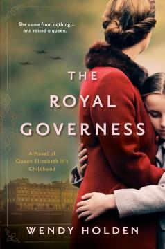 Book Cover: 'The royal governess'