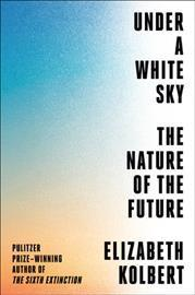 Book Cover: 'Under a white sky'