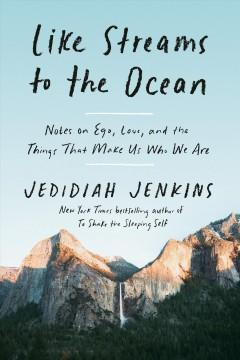 Book Cover: 'Like streams to the ocean'