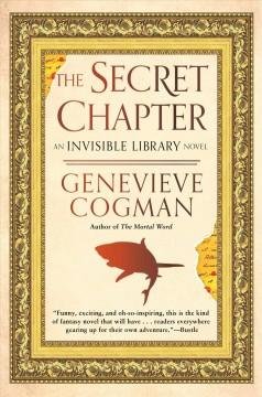 Book Cover: 'The secret chapter'