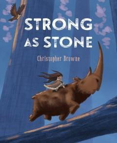 Book Cover: 'Strong as Stone'
