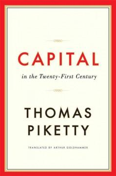 'Capital in the Twenty-First Century' by Thomas Piketty