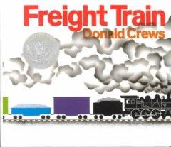 'Freight Train' by Donald Crews