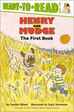 'Henry and Mudge: The First Book (Henry and Mudge, #1)' by Cynthia Rylant