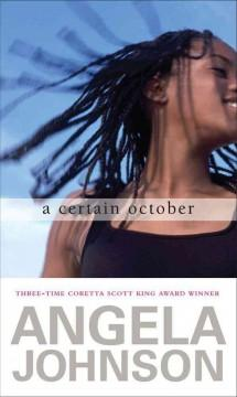 'A Certain October' by Angela Johnson