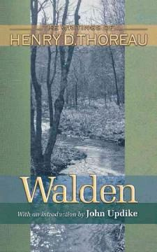 'Walden' by Henry David Thoreau