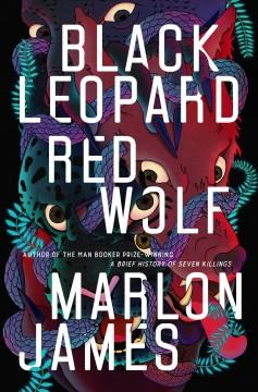 Book Cover: 'Black leopard red wolf'