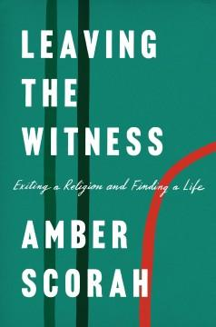 Book Cover: 'Leaving the witness'