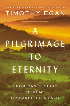 Book Cover: 'Pilgrimage to Eternity'