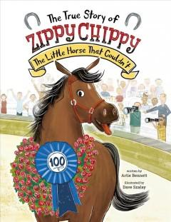 Book Cover: 'The true story of Zippy Chippy'