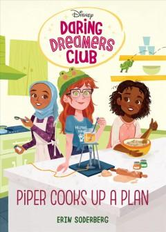 Book Cover: 'Piper cooks up a plan'