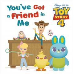 Book Cover: 'Youve got a friend in me'