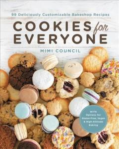 Book Cover: 'Cookies for everyone'