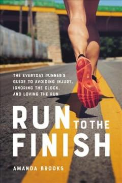 Book Cover: 'Run to the finish'