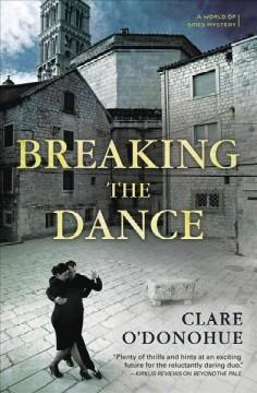 Book Cover: 'Breaking the dance'