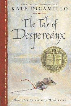 'The Tale of Despereaux' by Kate DiCamillo