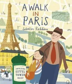 'A Walk in Paris' by Salvatore Rubbino