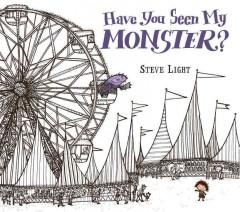 'Have You Seen My Monster?' by Steve Light