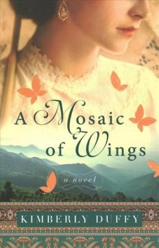Book Cover: 'A mosaic of wings'