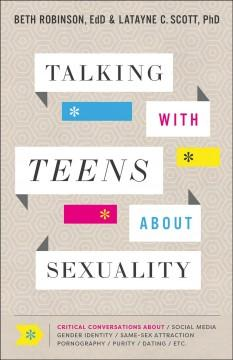 Talking with teens about sexuality