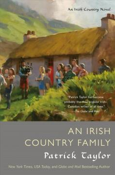 Book Cover: 'An Irish country family'