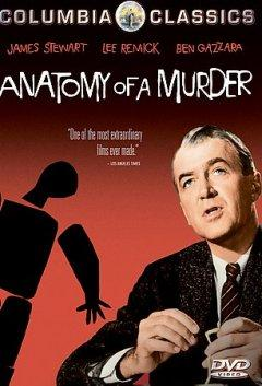 Anatomy of a Murder DVD cover