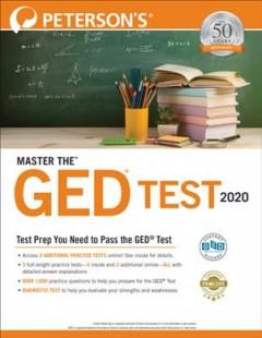 Petersons master the GED test 2020
