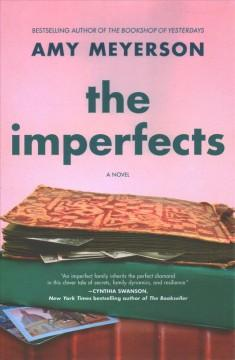 Book Cover: 'The imperfects'