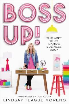 Book Cover: 'Boss up'