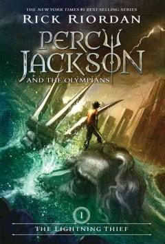 'The Lightning Thief (Percy Jackson and the Olympians, #1)' by Rick Riordan