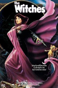 The Witches DVD cover