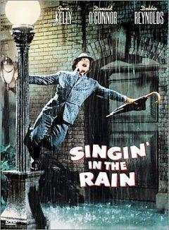 Signing in the Rain DVD cover