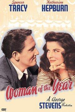 Woman of the Year DVD cover