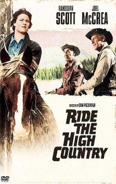 Ride the High Country DVD cover