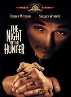 Night of the Hunter DVD cover